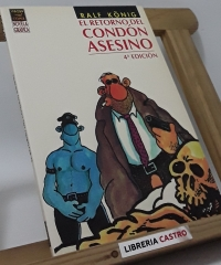 El retorno del condón asesino - Ralf König
