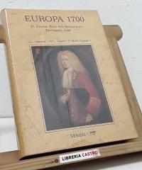 Europa 1700 - J. L. Amorós, Mª L. Canut y F. Martí Camps