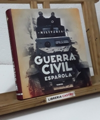 Guerra Civil Española - Jesús de Andrés y Jesús Cuéllar