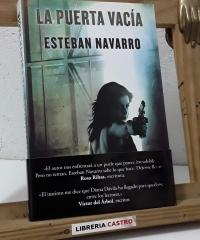 La puerta vacía - Esteban Navarro