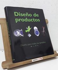 Diseño de productos. Diseño para todos los tamaños. XL, L, M, S - Cristian Campos