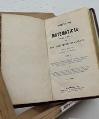 Compendio de Matemáticas - José Mariano Vallejo
