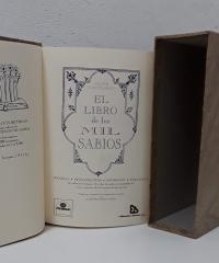 El libro de los mil libros (Numerado) - Palazzi Spaventa Filippi