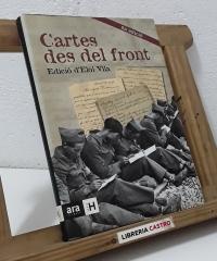 Cartes des del front - Eloi Vila