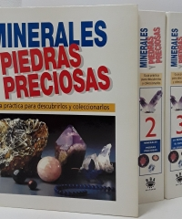 Minerales y Piedras Preciosas (IV Tomos) - Varios