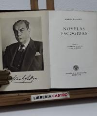 Novelas escogidas - Rómulo Gallegos