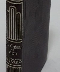 Naufragios - Álvaro Núñez Cabeza de Vaca