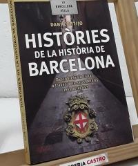 Històries de la història de Barcelona - Dani Cortijo