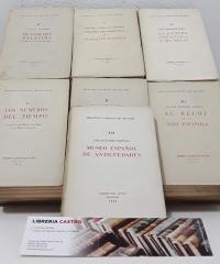Biblioteca Literaria del Relojero (VII Tomos) - Varios