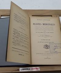 Nouveau dictionnaire des Plantes Médicinales - A. Héraud, Dr