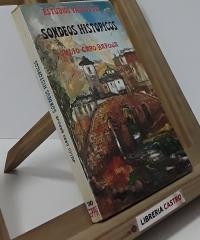 Sondeos Históricos - Julio Caro Baroja