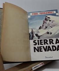Sierra Nevada - Fidel Fernández