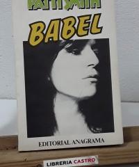 Babel - Patti Smith