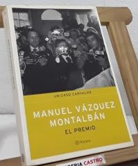 El premio - Manuel Vázquez Montalbán