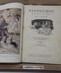 Pinocchio. The tale of a puppet - C. Collodi