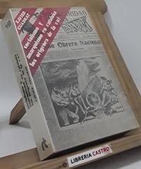 Socialismo y anarquismo en Cataluña (1899-1911), los orígenes de la C.N.T. - Xavier Cuadrat