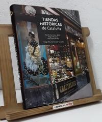 Tiendas históricas de Cataluña - Carles Carreras, Sergio Moreno, Assumpta Ariño