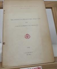 Salamanca a finales del Siglo XIX (edición limitada) - Carlos Gutierrez de Ceballos