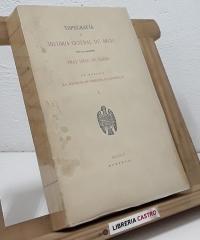Topografía e Historia General de Argel. Tomo I - Diego de Haedo