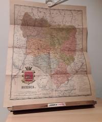 Huesca. Mapa y libreto - Benito Chias