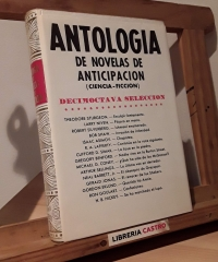 Antología de novelas de anticipación (decimoctava selección) - Varios