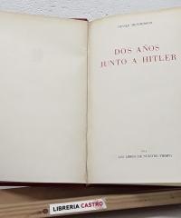 Dos años junto a Hitler - Nevile Henderson
