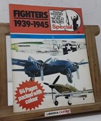 Fighters 1939 - 1945 - Bill Gunston and John Batchelor