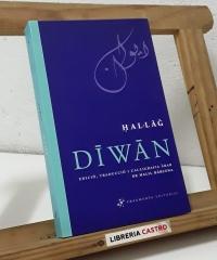 Diwán (Dedicat pel traductor) - Hal.lag