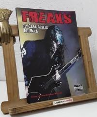 Freaks la cara oculta del rock - Xavier Mercadé