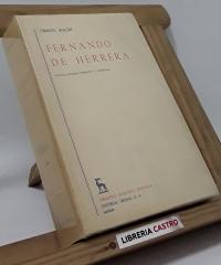 Fernando de Herrera - Oreste Macrí