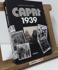 Capri 1939 - Marcella Leone de Andreis