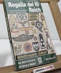 Regalia del III Reich - Jorge González Crespo