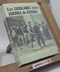 Los catalanes en la guerra de España - José Mº Fontana
