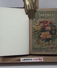 El Jardinero Valenciano - Pascual Péris y Pérez