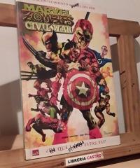 Marvel Zombies Civil War - Robert Kirkman