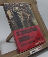 El Comisariado político en la guerra española - Eduardo Comín Colomer