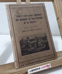 Llibre V dels actes capitulars dels anys 1752 a 1832 del Monestir de Sant Geronim de la Murtra - Pere Pons