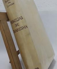 Tomo qvinto, de cinco qve contienen las homilias sobre los evangelios de la qvaresma - Fray Geronymo Batista de Lanvza