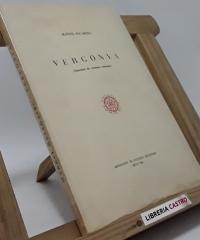 Vergonya (edició numerada) - Manuel Rocamora