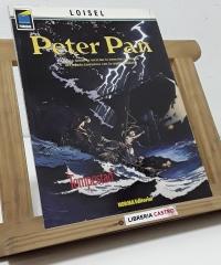 Peter Pan. Tempestad. Un relato donde se mezclan la emoción y la magia del mundo fantástico con la cruda realidad - Loisel