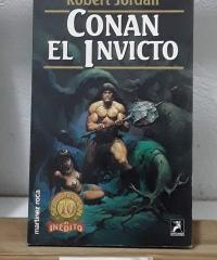 Conan el invicto - Robert Jordan