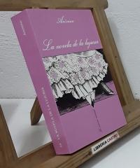 La novela de la lujuria - Anónimo