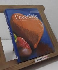 Chocolate. Deliciosas y sencillas recetas explicadas paso a paso - Varios