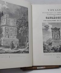 Voyage pittoresque et historique et description de la principauté de Catalogne. (Facsímil y Numerado) - Alexandre Laborde