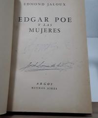 Edgar Poe y las mujeres - Edmond Jaloux