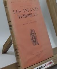 Els infants terribles - Jean Cocteau