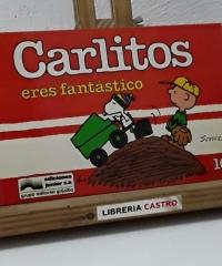 Carlitos eres fantástico Nº 10 - Schulz
