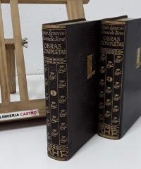 Obras Completas (II Tomos) - Juan Ignacio Luca de Tena
