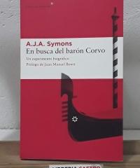En busca del barón corvo - A.J.A. Symons