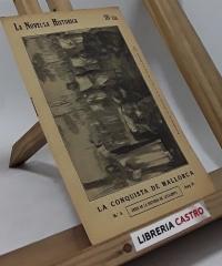 La conquista de Mallorca - Per M.G. amb prolec de Carreras i Candi